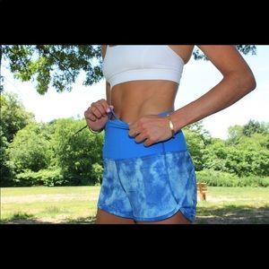 Lululemon size 8 Speed Shorts